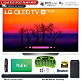 lg 1 ii - LG Class E8 OLED 4K HDR AI Smart TV (2018 Model) + LG SK10Y 5.1.2-Channel Hi-Res Audio Soundbar w/Dolby Atmos + Hulu $100 Gift Card + 1 Year Extended Warranty + More (65