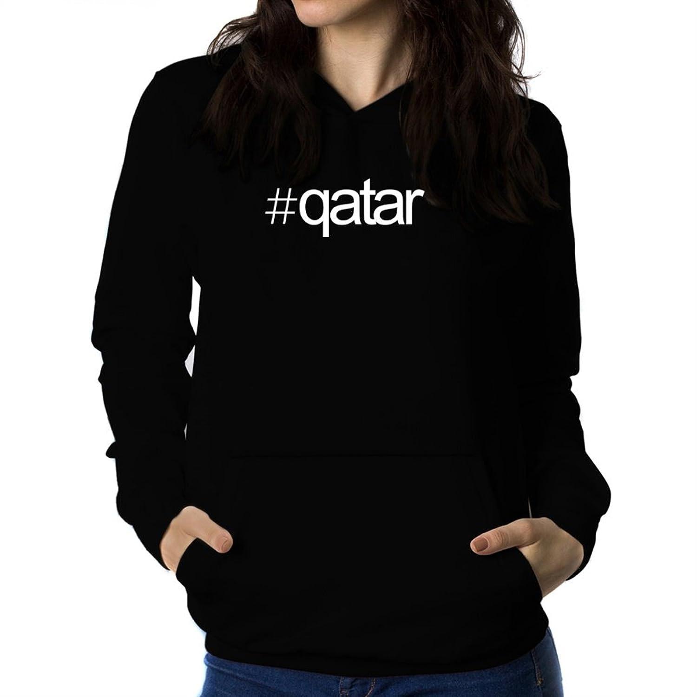 Mujer Sudadera Hashtag cl Qatar De Liceovipro Con Bueno Capucha qp4pzt