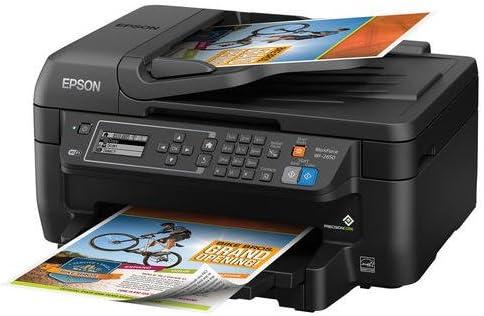 Epson Workforce WF-2650 - Impresora multifunción (Inyección de ...