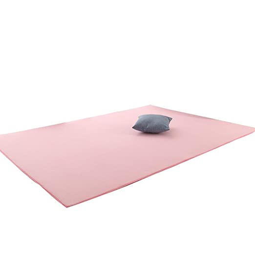 HomeMiYN Alfombra de Yoga Rectangular, tamaño Grande ...