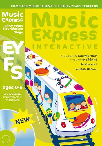 Music Express Interactive - Foundation Stage: Ages 0-5: Site License ebook