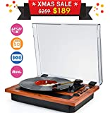 Best Turntables - Turntable Vinyl Record Player Wireless Bluetooth in Review