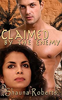 Claimed by the Enemy by [Roberts, Shauna]