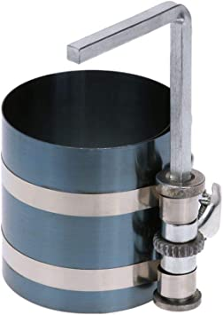 Snowinspring 4 Zoll 53 175 Mm Stahl Auto Motor Kolben Ring Kompressor Werkzeug Montage Mit Ratschen Gurt L F Rmiger Innen Sechskant Schlüssel Baumarkt