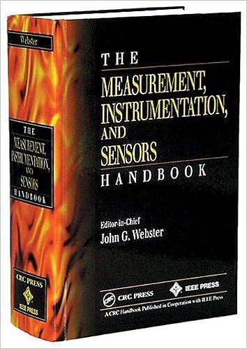 The Measurement, Instrumentation and Sensors Handbook