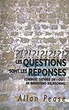 Les questions sont les réponses