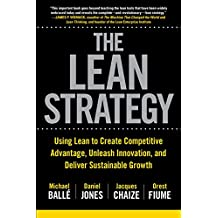 Amazon production operations kindle store the lean strategy using lean to create competitive advantage unleash innovation and deliver sustainable growth fandeluxe Gallery