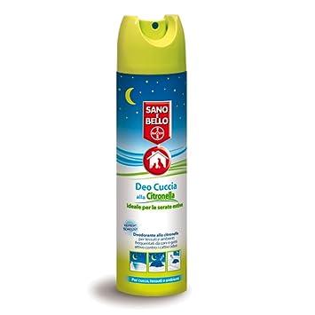 Bayer Pet Casa Clean Ambientador a citronela para tejidos y entornos rodeados de perros y gatos: Amazon.es: Hogar