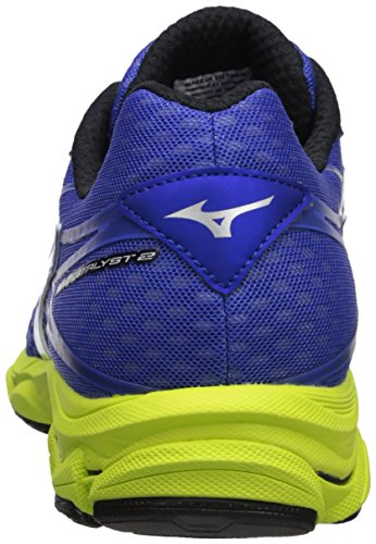 White Blue Wave Catalyst Men's 2 Shoes Running Mizuno Dazzling Canada F8zwqv4