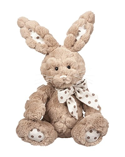 - Ganz 11 inches Height Cottonball Bunnies Plush Animal Toy
