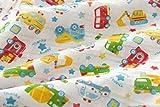 JanLEESi Baby Shorts 3-Pack Toddler Boys Small