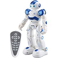 Kingtoys Kids Robot Toys with Remote Control, Gesture Sensor Robot for Children Boys Girls - USB Recharge