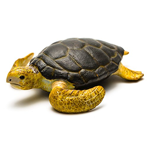- CollectA Sea Life Loggerhead Turtle Toy Figure - Authentic Hand Painted Model
