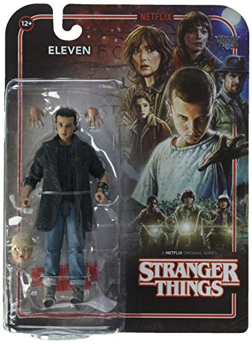 McFarlane Toys Stranger Things Punk Eleven Action