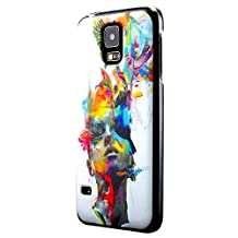 Galaxy S5 Case, Cruzerlite Print Cases (PC Case) Compatible with Samsung Galaxy S5 - Archan Nair Dream Theory