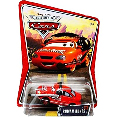 Mattel Disney Pixar Cars The World of Cars Roman Dunes No Stall #60: Toys & Games