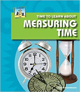 Time To Learn About Measuring Time por Pam Scheunemann epub