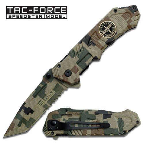 (TF-458RG Ranger tS5uGs2Pdo Rescue Folder Spring Assist Knife - Digital Canvas QL9CxcIx Camo plate sign metal ajieillw bnvmmfhryuiio90 hbnvbdherr56yuiiop ooru223bnvbcxza vnertyaz 4 1/2
