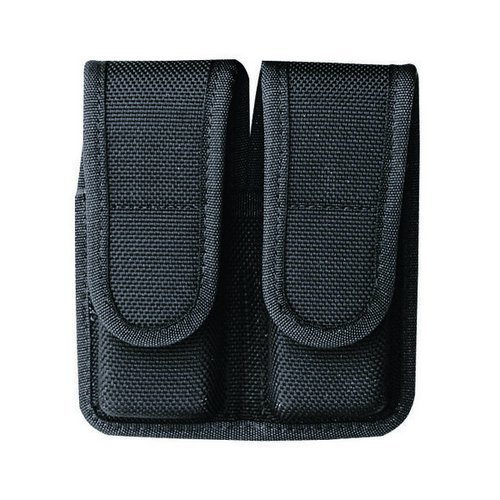Bianchi 7302 Double Mag Pouch - Bianchi Accumold Nylon Double Mag Pouch 18443