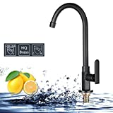 KINGSO One-Handle High Arc Pulldown Touchless Kitchen Faucet, Single Handle Pull Out Sprayer Modern Sink Mixer Faucet