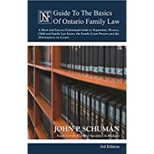 The Devry Smith Frank LLP Guide to the Basics of Ontario Family Law, 3rd Edition: A Short and Easy-to-Understand Guide to Separation, Divorce, Child and Family Law Issues, the Family Court Process
