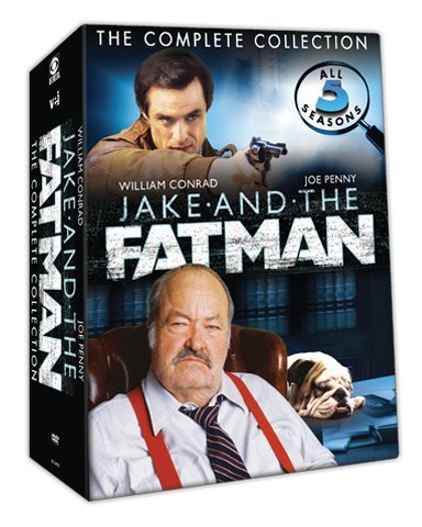 (Jake And The Fatman The Complete Collection // All 5 Seasons)