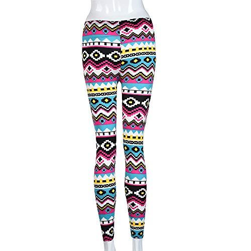 Combinaisons Collants MORCHAN no Knickerbockers Fleur Leggings Pantalons Femmes Crayon imprim l Rouge Court Maigre Pantalon Jeans serr Stretchy cerf de 1Txq16r