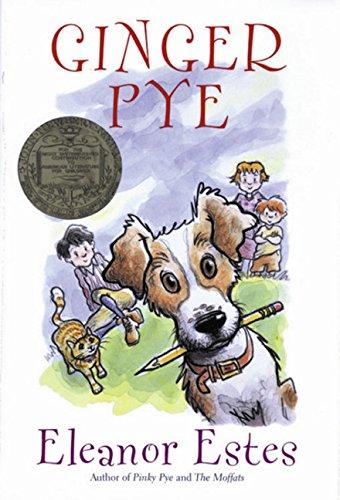 Ginger Pye