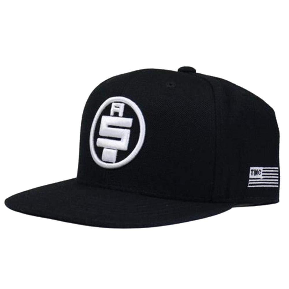 ofndd66 Nipsey Hussle All Money Snapback Cap Cotton Baseball Cap Black and White OneSize by ofndd66