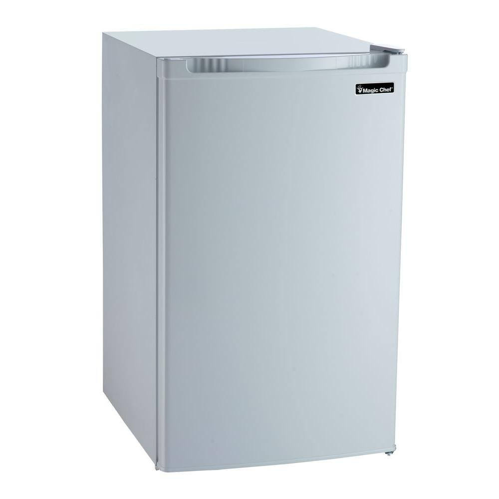 Magic Chef HMBR440WE 4.4 cu. ft. Mini Refrigerator in White