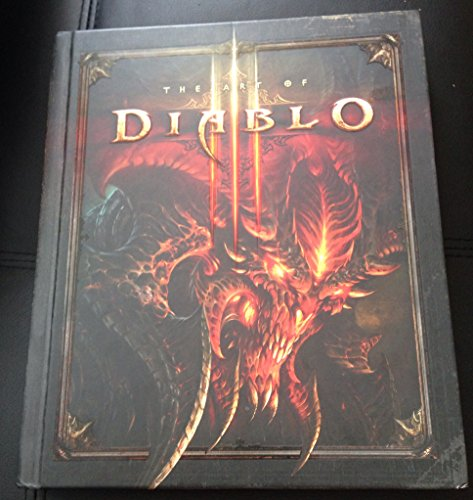 Image of The Art of Diablo III