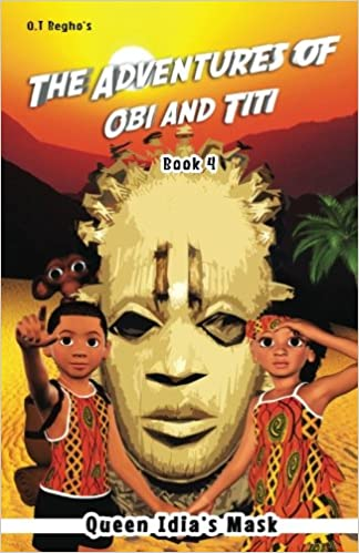 The Adventures of Obi and Titi - Queen Idia's Mask