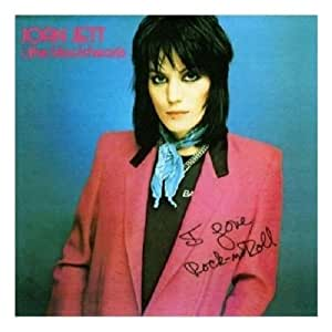 Joan Jett Amp The Blackhearts I Love Rock N Roll Amazon
