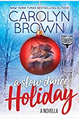 A Slow Dance Holiday (Honky Tonk Cowboys) Kindle Edition