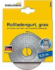 Schellenberg 31101 vensterluikband 23 mm systeem Maxi