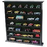 Hot Wheels Matchbox 1/64 scale Display =Stand, NO DOOR, HWGB20-BL