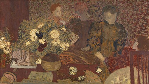 Luxorpre oil painting 39 edouard vuillard the earthenware for Oil paintings for sale amazon