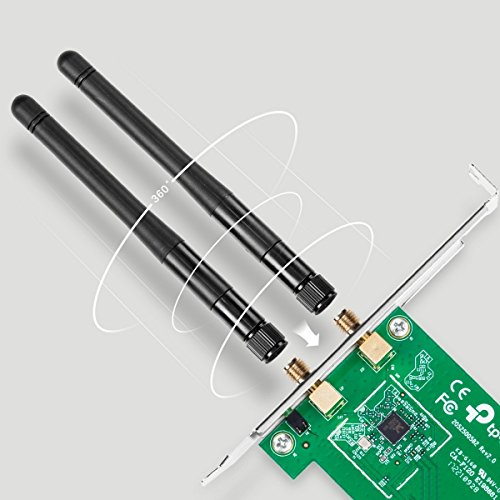 Large Product Image of TP-Link N300 Wireless PCI-Express Adapter (TL-WN881ND)