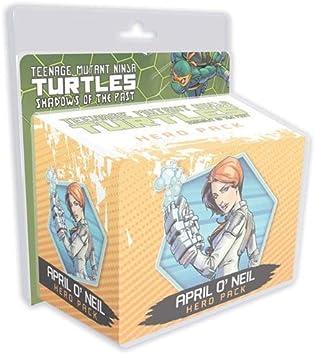 Teenage Mutant Ninja Turtles: Shadows of the Past April ONeil Adventure Pack