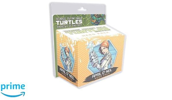 Teenage Mutant Ninja Turtles Shadows of the Past April O ...
