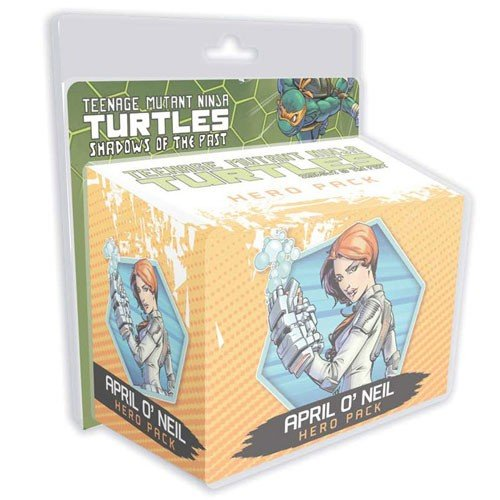 April O Neil Ninja Turtles (Teenage Mutant Ninja Turtles: Shadows of the Past April O'Neil Adventure Pack)