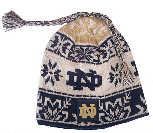 8843074ea57 Notre Dame Fighting Irish Abomination Knit Hats