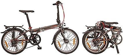 20 Pulgadas Bicicleta plegable Dahon Speed de 7 velocidades ...