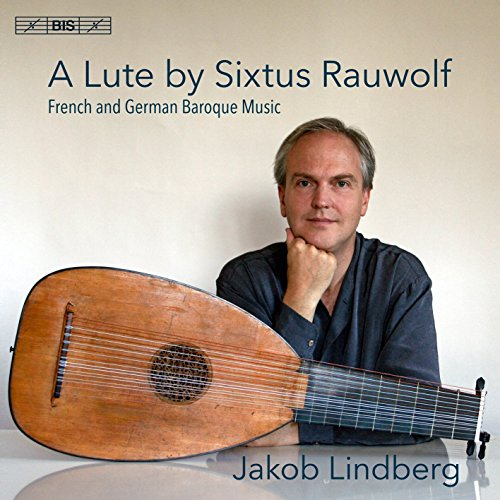 Lute By Sixtus Rauwolf / French & German - Baroque Lute