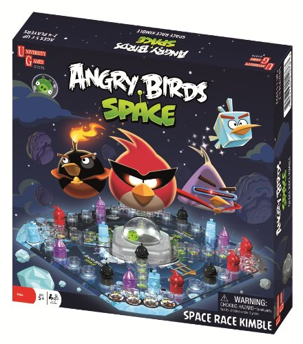 Angry Birds Space Race Game - Toys Space Angry Birds