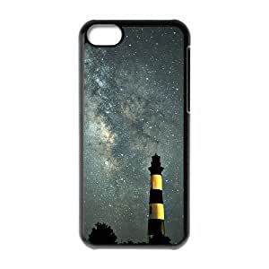 Lighthouse Use Your Own Image Phone Case for Iphone 5C,customized case cover ygtg545195