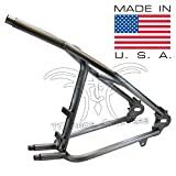TC Bros. Choppers 103-0008 Sportster Hardtail Kit for by Choppers (Weld On) fits Stock 130-150 Tire