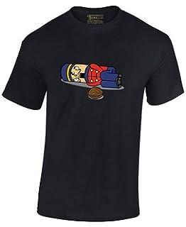 bdf556e8df Amazon.com: Awkward Styles Nutcracker Shirt for Men Ugly Xmas Tshirt ...