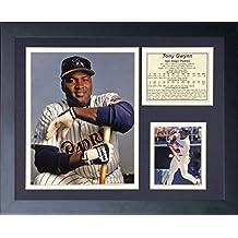"Legends Never Die Tony Gwynn Portrait Collage Photo Frame, 11"" x 14"""