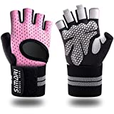 SIMARI Workout Gloves for Women Men,Training...
